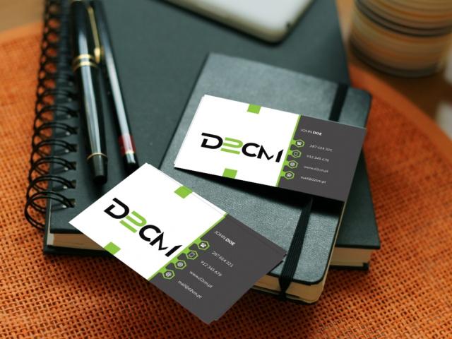 Cartão D2CM